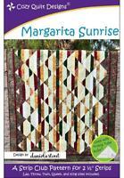 Margarita Sunrise Quilt pattern - Cozy Quilt Designs
