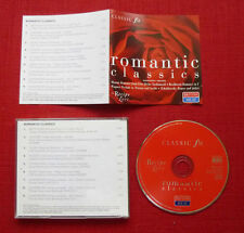 Romantic Classics - Classic FM, Collection No.30. Tchaikovsky, Mozart, Wagner.