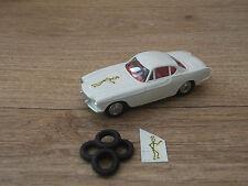 """CORGI TOYS 258 """"Le saint"""" Volvo P1800 Pneus Set Of 4 Brand New Free Decal!!!"""