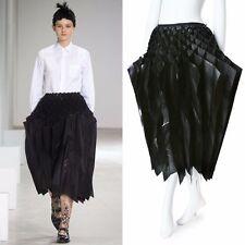 RUNWAY JUNYA WATANABE COMME DES GARCONS AW15 lantern origami reversible skirt S
