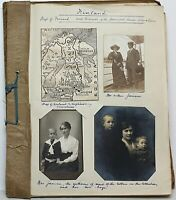Finland 1911/29 superb collection of postal history and family correspondence