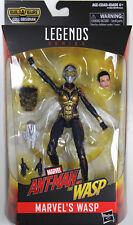 Marvel Legends ~ WASP (MOVIE) ACTION FIGURE ~ Cull Obsidian BAF Series