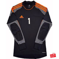 Adidas 2013/14 Formotion Goalkeeper Jersey - #1. Size S, Excellent Condition.