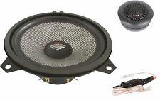 Audio System R 165 E46 EVO - Lautsprecher für BMW 3er e46 Front - Paarpreis