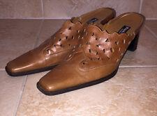 Damen Schuhe Paul Green Gr. 38,5 Sandalen Pumps Slipper Business - echtes Leder