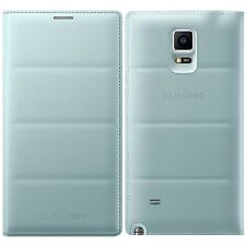 Custodia flip originale Samsung GALAXY NOTE 4 SM N910 F CELLULARE MOBILE T ORIGINALE