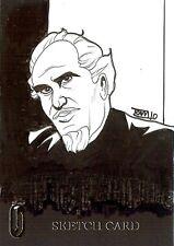 Hammer Horror Series 2 Sketch Card drawn by Rich Molinelli /3