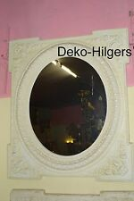 Spiegel Stuckgips Barock Art Dekoration Flurspiegel Deko NEU Wandspiegel Groß 25