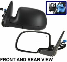 2003 2004 2005 Chevrolet Silverado 1500 LH Side Mirror