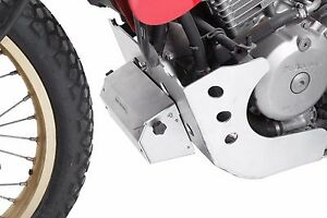 Protection / Sabot moteur Sw-Motech Gris Honda XL 600 V Transalp (87-99).