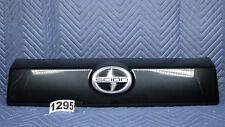 Scion xD Tailgate Liftgate Garnish Trim Panel w/Handle Black 2012-2008 OEM  1295