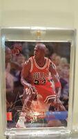1997 Upper Deck UD3 Starstruck #23 Michael Jordan 11-Time All-Star