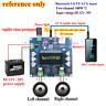 TDA7498 100W*2 DC12~30V Digital Amplifier Board  Buletooth/TF/AUX Audio Input