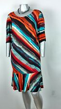 Women's SIGNATURE By ROBBIE BEE DRESS Size 3X  VERSATILE OCCASION NWT