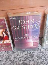 Die Begnadigung, ein Roman von John Grisham, aus dem Heyne Verlag