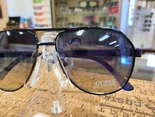 Men's authentic Guess aviator sunglasses
