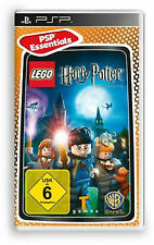 LEGO Harry Potter Years 1-4 (Sony PSP) BRAND NEW SEALED ESSENTIALS RANGE