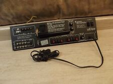 Sherwood S-7450 Stereo Receiver Original  Back Panel part