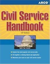 Civil Service Handbook, 15/e Peterson's Getting a Government Job: The Civil Ser