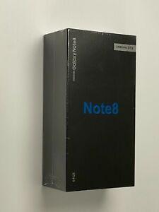 Samsung Galaxy Note8 N950N 64 Go Dual SIM Noir  avec accessoire complet