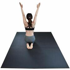 """RevTime Extra Large Exercise Mat 8 x 5 feet (96"""" x 60"""" x 1/4"""") 6 mm"""