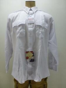 New Flying Cross Freedom Collar police security uniform Shirt mens XL 17 34/35