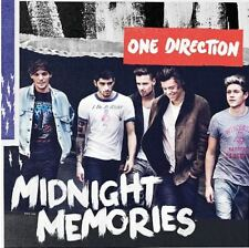 One Direction - Midnight Memories (2013 Cd Album)