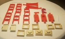 Vintage Hot Wheels Race Track Parts IE Stands and ETC.  NICE RARE