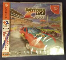 Daytona USA 2001 Japan Import Sega Dreamcast