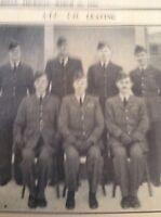 A2-3 Ephemera 1943 Picture St Austell A T C Mr A D Macdonald L Martin