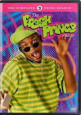 The Fresh Prince Of Bel-Air - The Complete 3 Third Season - Will Smith - New