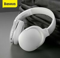 Baseus Bluetooth 5.0 Kopfhörer Noise Cancelling HIFI Stereo Headset Over Ear