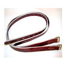Buffalo Stirrup Leathers
