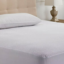 Mattress Protector Queen Size Waterproof Pad Bed Topper Cover Soft Cotton