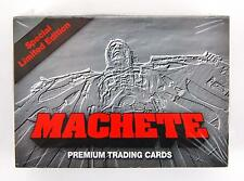 New LTD ONLY 300 Made Machete Movie Grindhouse Trading Cards 66 Card Set