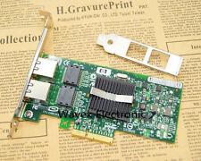 HP NC360T 412648-B21/412651-001 PCI - E Dual Port Adapter