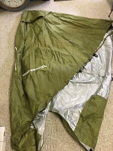Sport-Brella XL UPF 50+ Umbrella Shelter Sun Rain Protection Green Replacement
