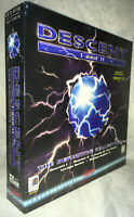 1997 Descent I & II: The Definitive Collection PC CD BRAND NEW SEALED IN BIG BOX