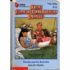 Claudia and the Bad Joke (The Baby-Sitters Club #1