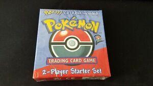 Pokemon TCG WOTC Base Set 2 2-Player Starter Set Sealed