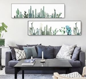 Monstera Nature Canvas Painting Poster Home Decoration for Living Room Wall Art