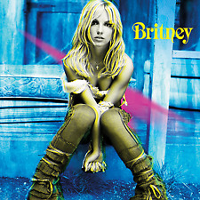 Britney Spears Britney Album CD Jive Records 2001