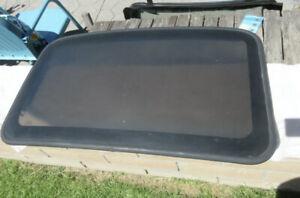 2000-2005 Toyota Celica Plexiglass Sunroof Panel Moon Roof OEM 2001 2002 2003