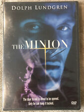 The Minion (DVD, 2003) Dolph Lundgren, Francoise Robertson, New Factory Sealed