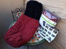 Sacco invernale/Coprigambe Baby Jogger per passeggino City Select (BJ0142602840)