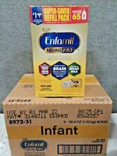Enfamil NeuroPro Infant Formula Refill Pack - Brain Building Nutrition *Case/4 *