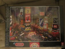 PUZZLE EDUCA 8000 - AN EVENING IN TIMES SQUARE - DE ALEXANDER CHEN