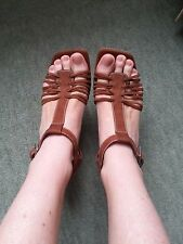 Via Spiga Ladies Sandals - Made in Italy - Size 8/41