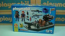 Playmobil 4845 jungle / adventure treasure hunter's boat mint in Box MIBNO