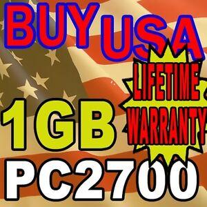 1GB Gateway 4540GZ 6010GZ 6018GZ 6020GZ Memory RAM